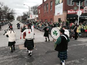 St. Patrick's Day parade rolls through Dogtown