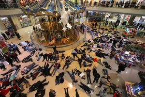 Black Friday protests in St. Louis
