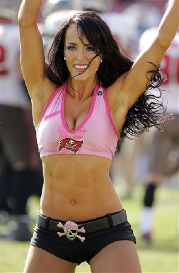 Nfl Cheerleaders Week 6 Gallery