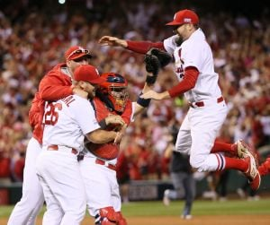 Bernie Bits: Early look at 2015 World Series odds