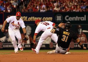 Game blog: Cardinals fall to Pirates in series opener