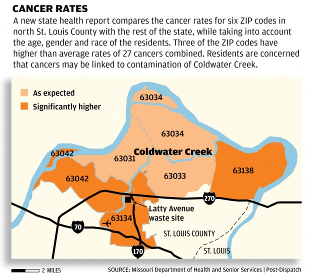 North St Louis County Cancer Report Called Flawed News