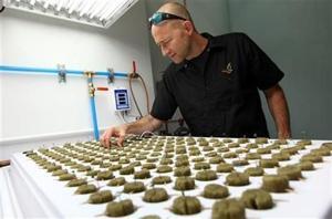 Short take: And now, an Indian marijuana resort