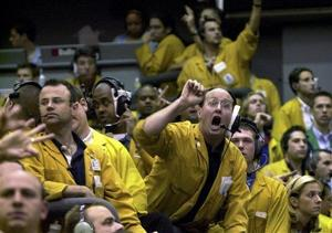 Traders recall the 'rush' and 'roar' as famed pits close