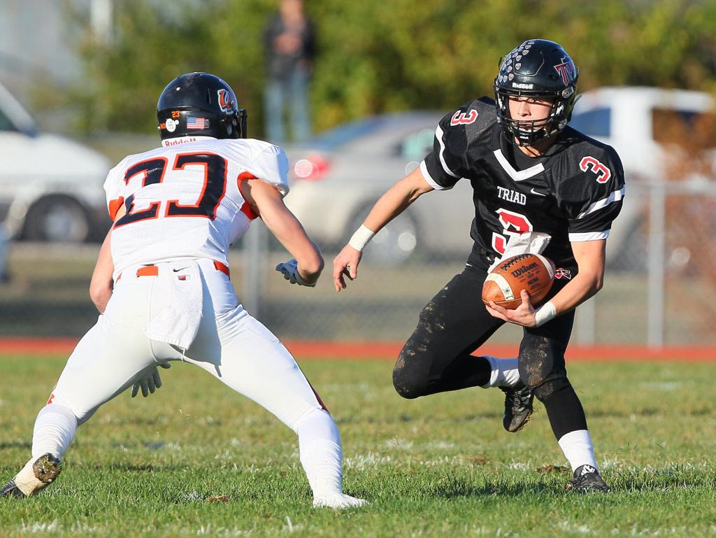Lincoln Way West Shuts Down High Powered Triad Attack Stlhss