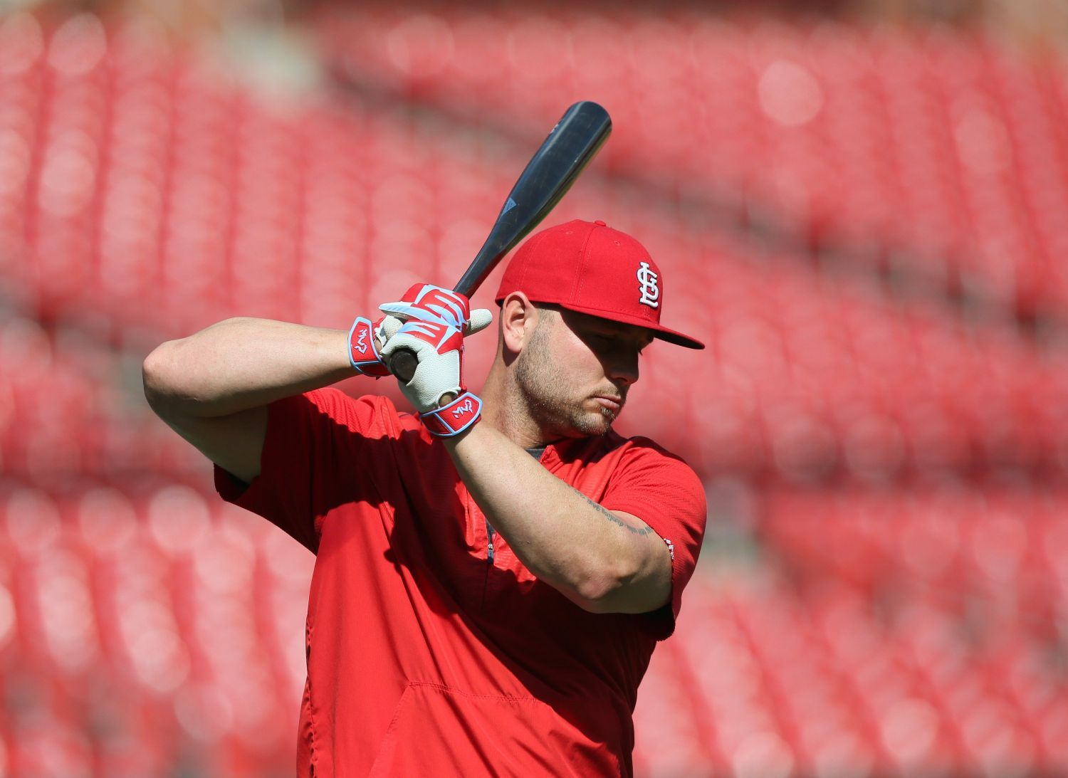 Q-&-A with Holliday: Cards slugger eager for next season