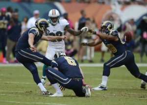 Near-miss in Miami: Rams fall 17-14