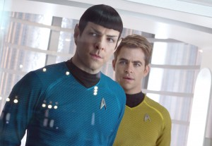 Joe Williams: 'Star Trek' will win at box office