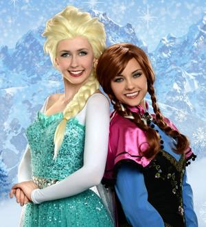 Free event for the little ones: Princess Parties are coming to four area malls