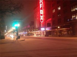 Photos: Snow sweeps across Missouri