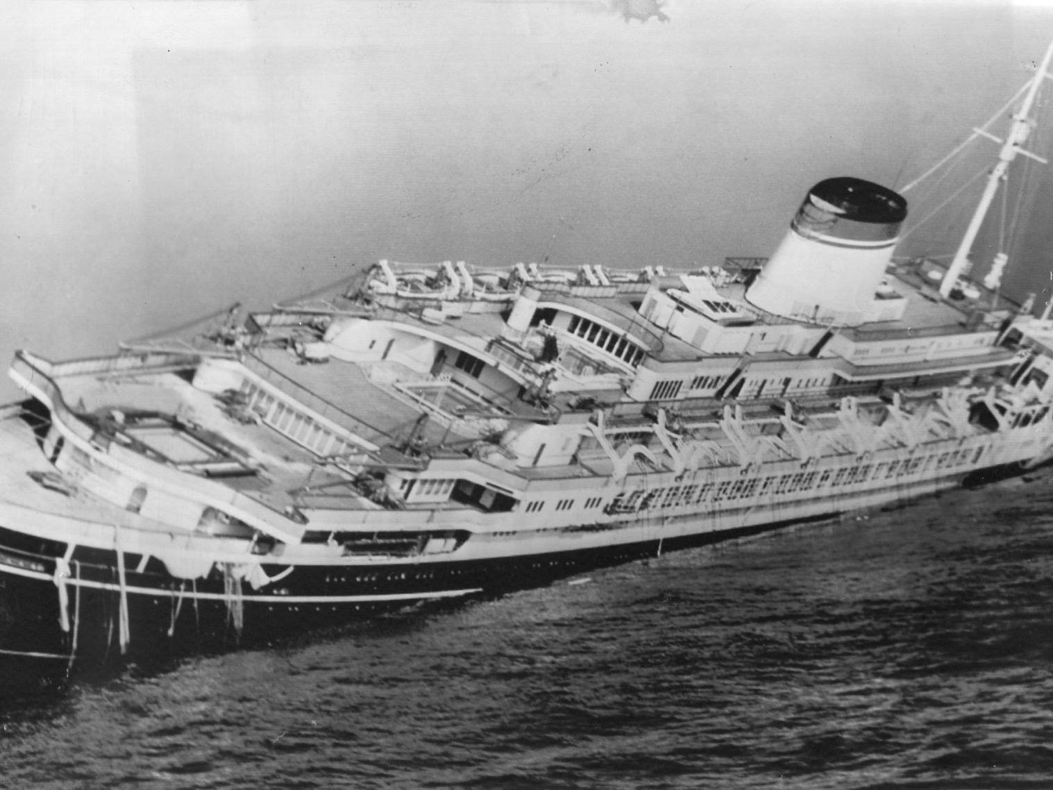 Spotlight: St. Charles man diving Andrea Doria shipwreck on disaster anniversary