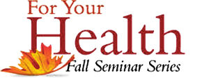 SLUCare offers its Fall Health Seminars