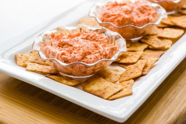 Salmon Spread : Lifestyles