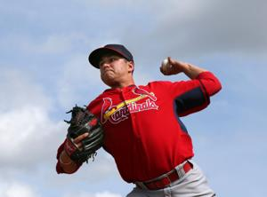 Cards rookie Gonzales offers new looks