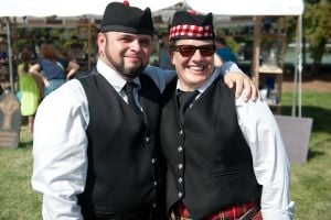 iParty@ St. Louis Scottish Games Festival