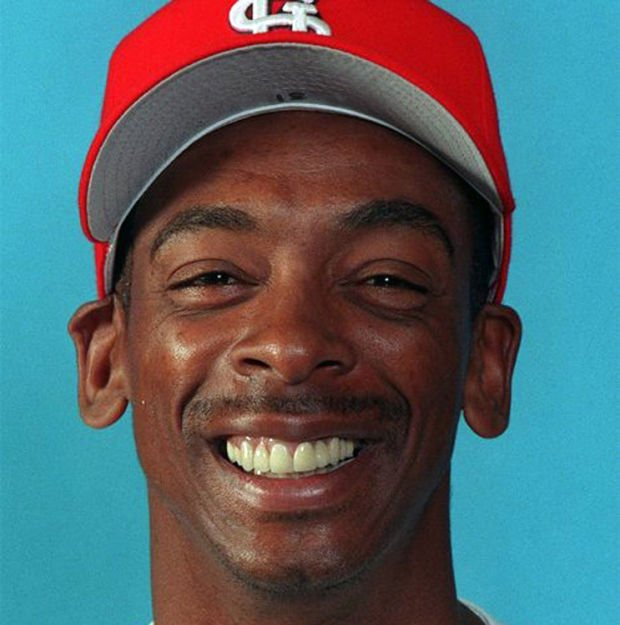 Willie Mcgee Elected To Cardinals Hall Of Fame Gallery