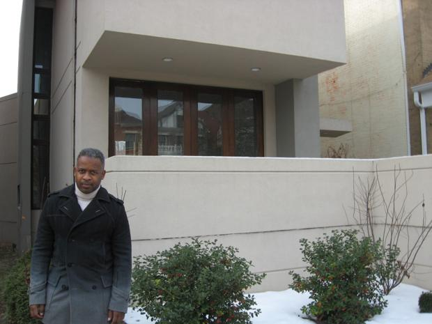 Architect anthony robinson news for Tim bryan architect