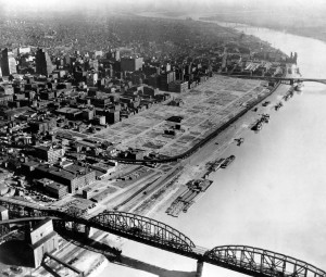 Beyond the River, Part I: The Gateway Arch, a political history