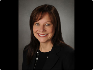 GM names Mary Barra CEO, first woman to head car company