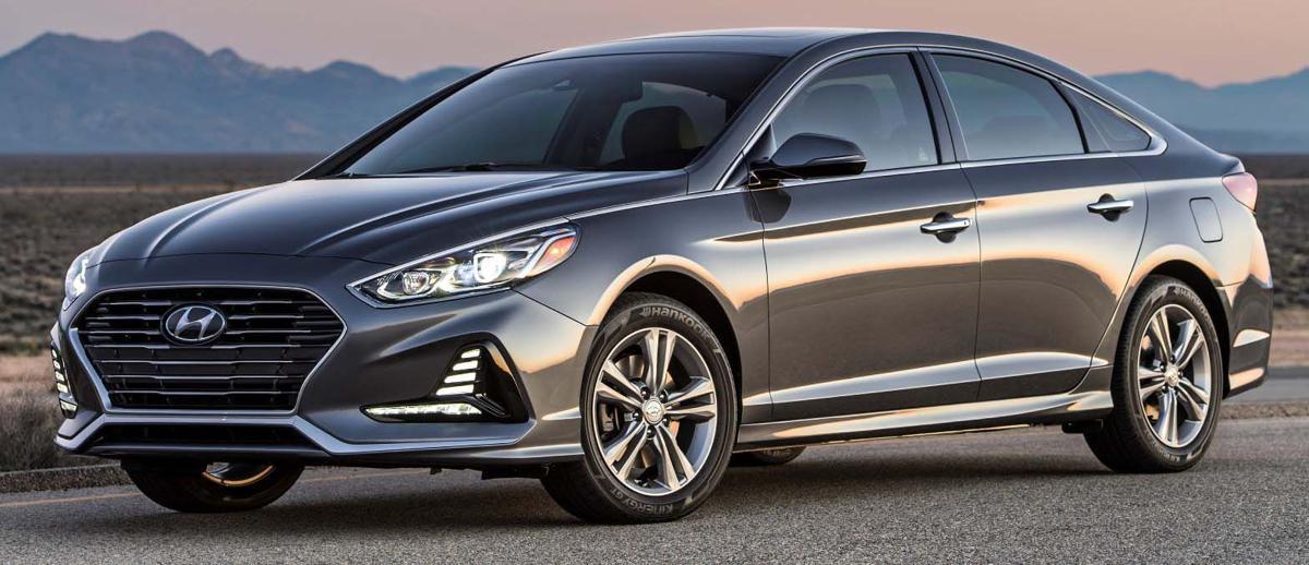 2018 Hyundai Sonata: It dons a bling wardrobe once again | Automotive | stltoday.com