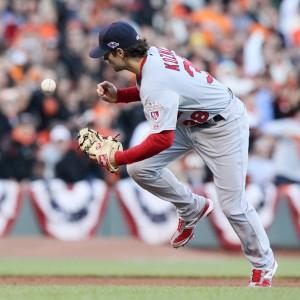 Two Cardinals' home runs, many views