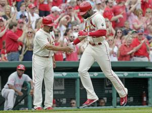 Unexpected leads to expected in Cards' win