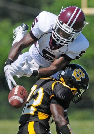 De Smet's Neal leads talented group of senior wide receivers