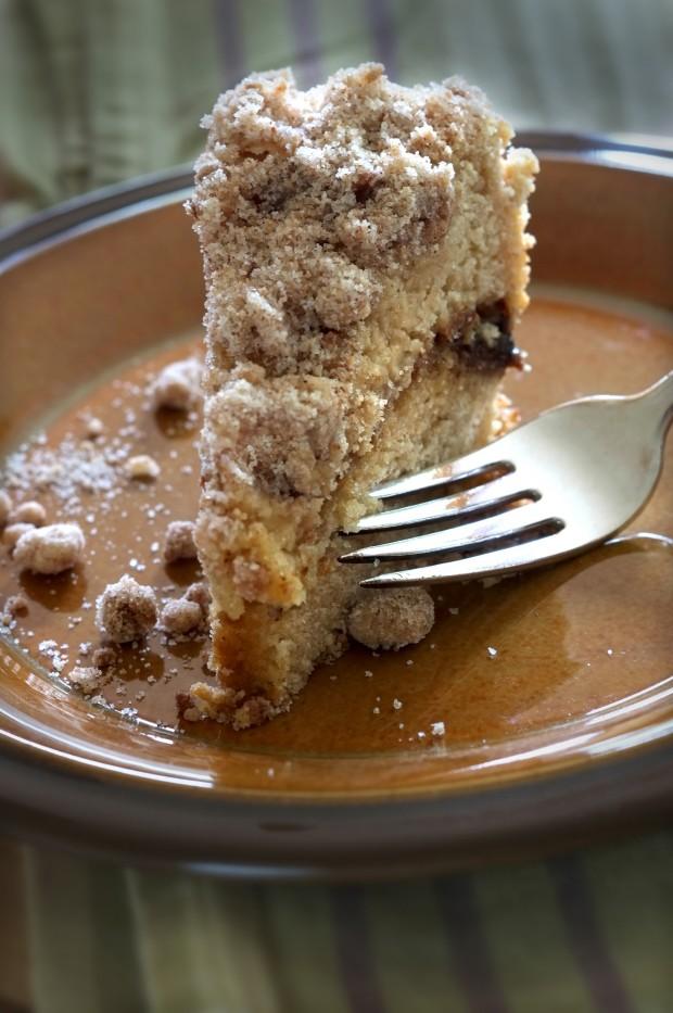 Cinnamon Streusel Coffee Cake : Lifestyles