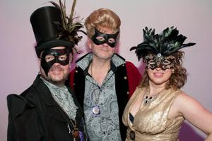 Vices and Virtues on display at the Mardi Gras Ball