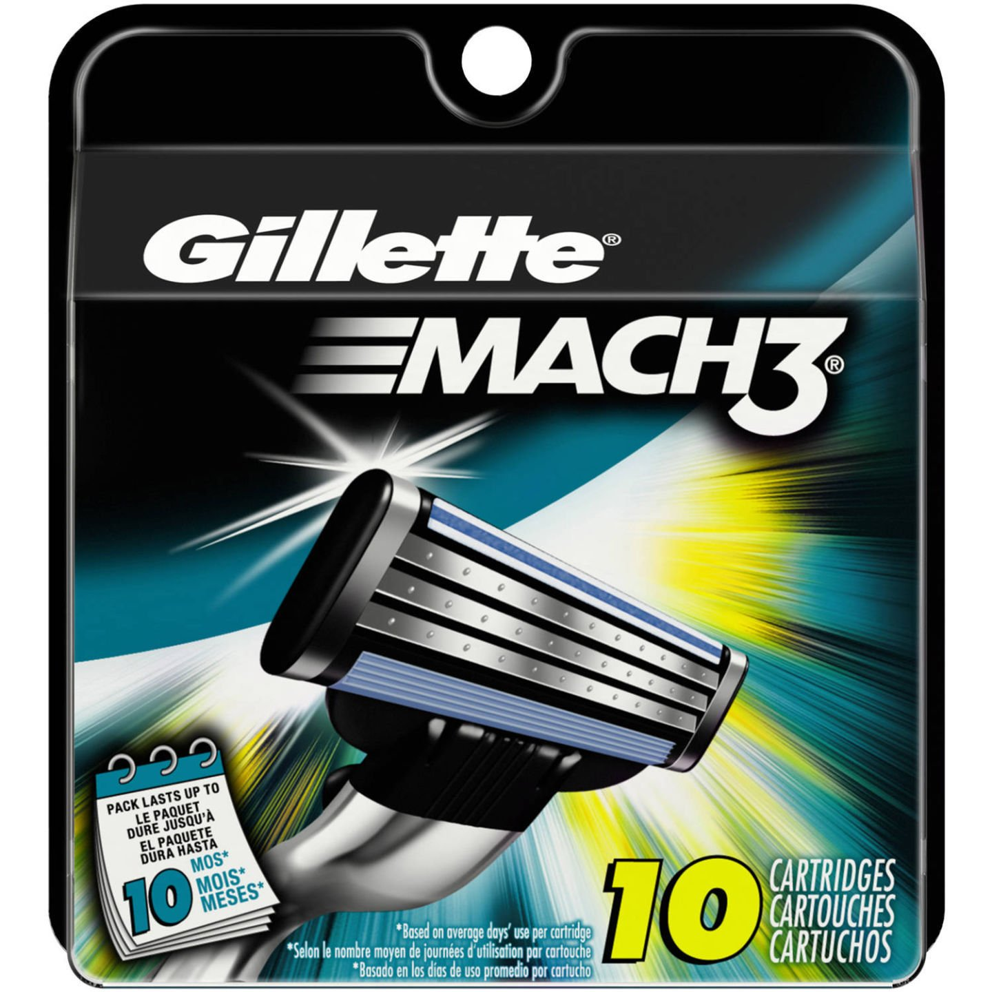 Gillette sues Schick maker over claims for Mach3 rival