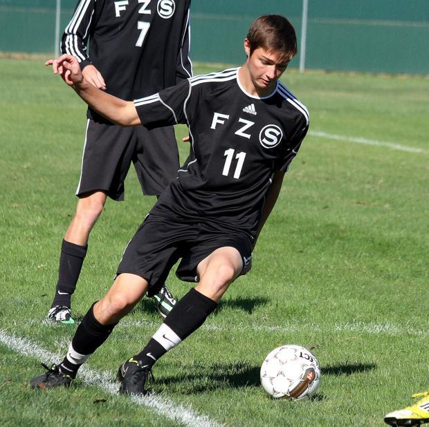 Brendan Mann Fort Zumwalt South Soccer Stlhss