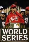 World Series Parade and Celebration