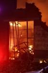 Three alarm fire 3400 block of Juniata