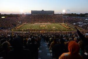 Tigers wrap up spring scrimmage