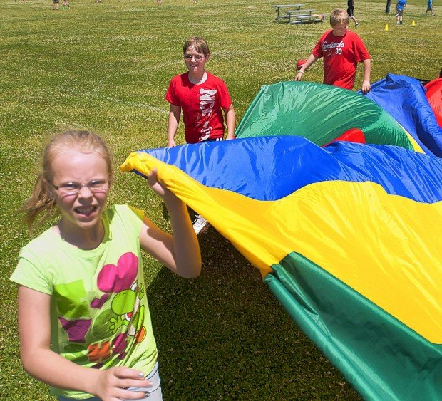 Ymca Youth Camps: Keeping Kids Active At A Metro East YMCA : Suburban