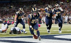 Bernie: Rams are confusing off and on the field