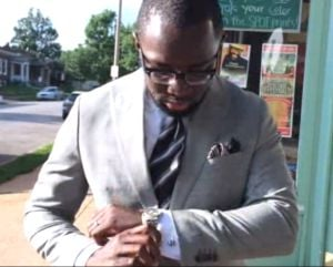 #STLStreetStyle: Blogger embraces the modern men's suit