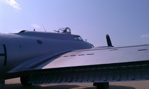 how to fly a b 17