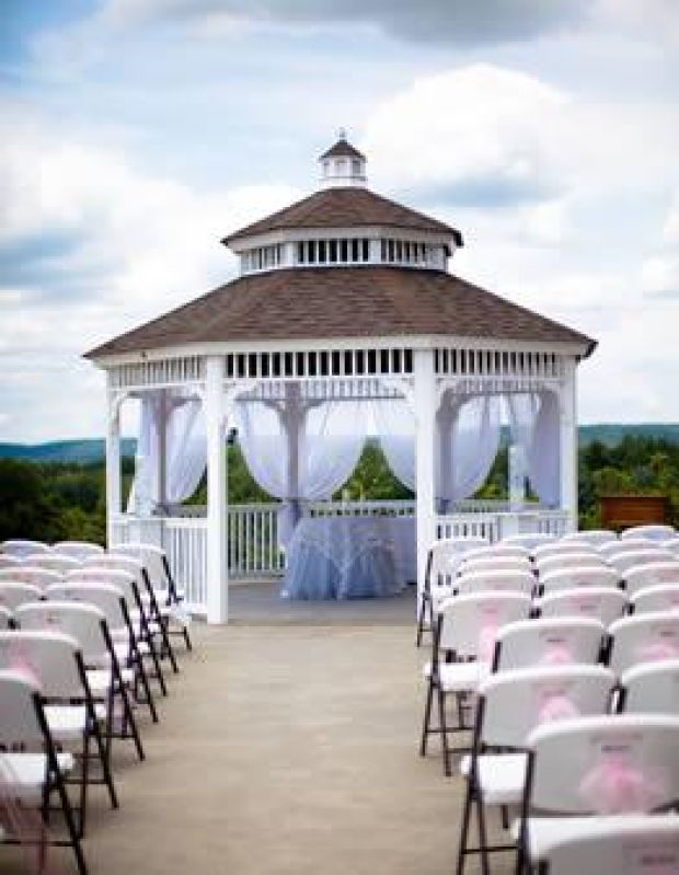 Hermann Hill Was Designed Just For Weddings