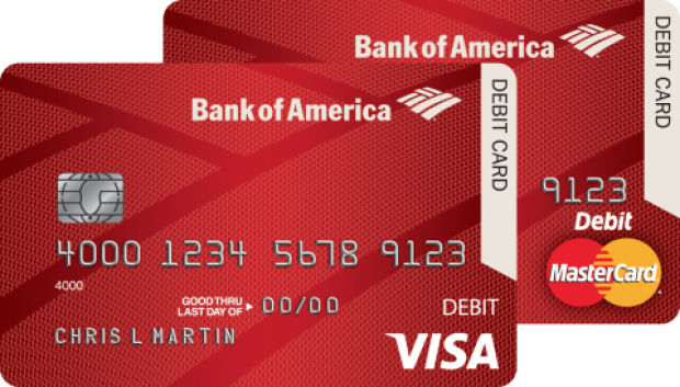 Bank of America adding chip technology to debit cards