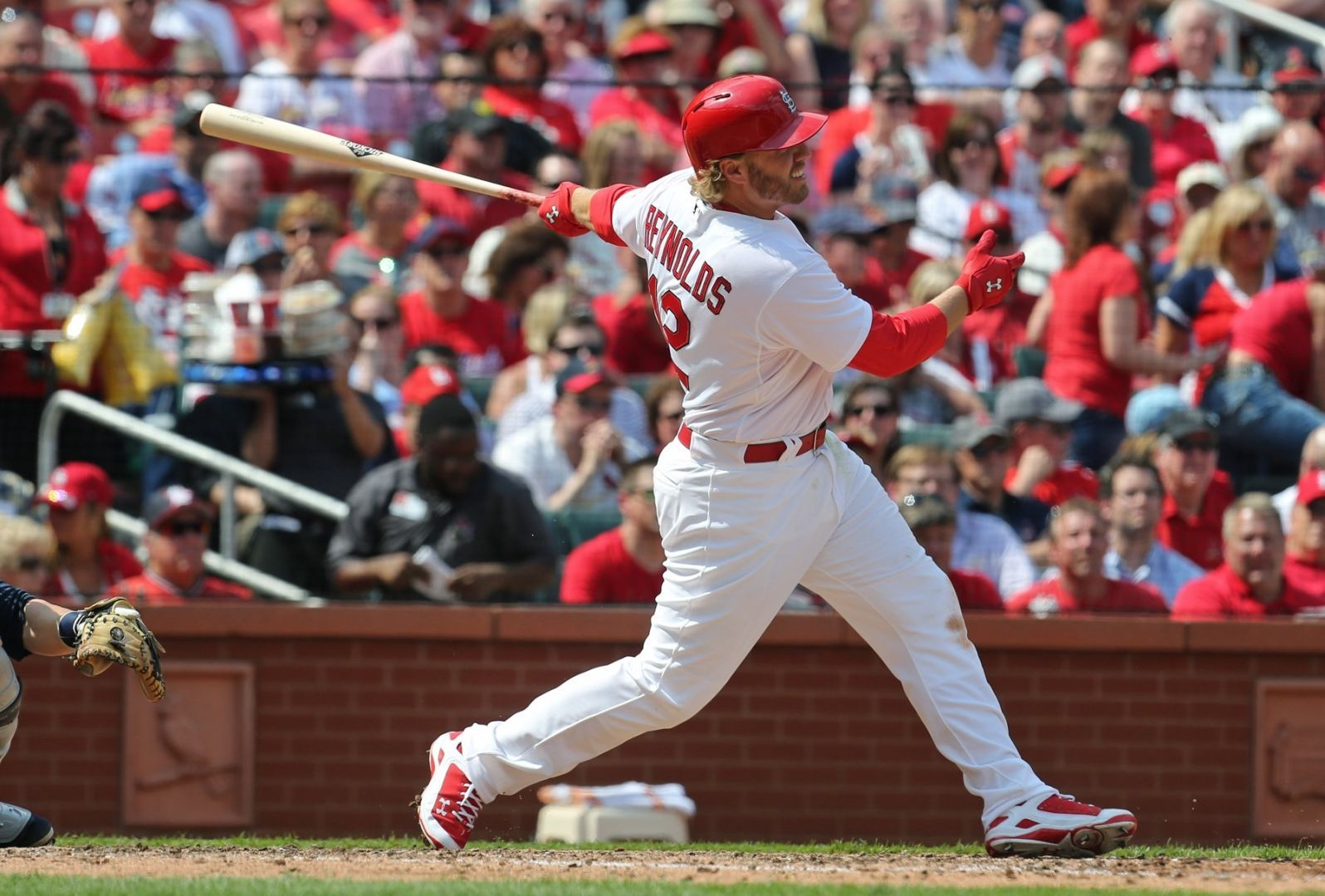 Reynolds enjoys big day for Cardinals