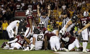 Mizzou upsets South Carolina