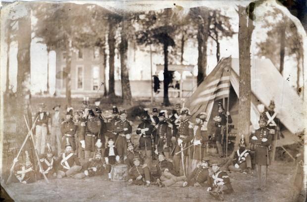 Missouri Marks Its Unique Role In Civil War History