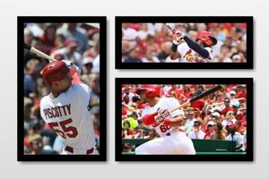 Gordon: Makeshift outfield keeps Cards rolling