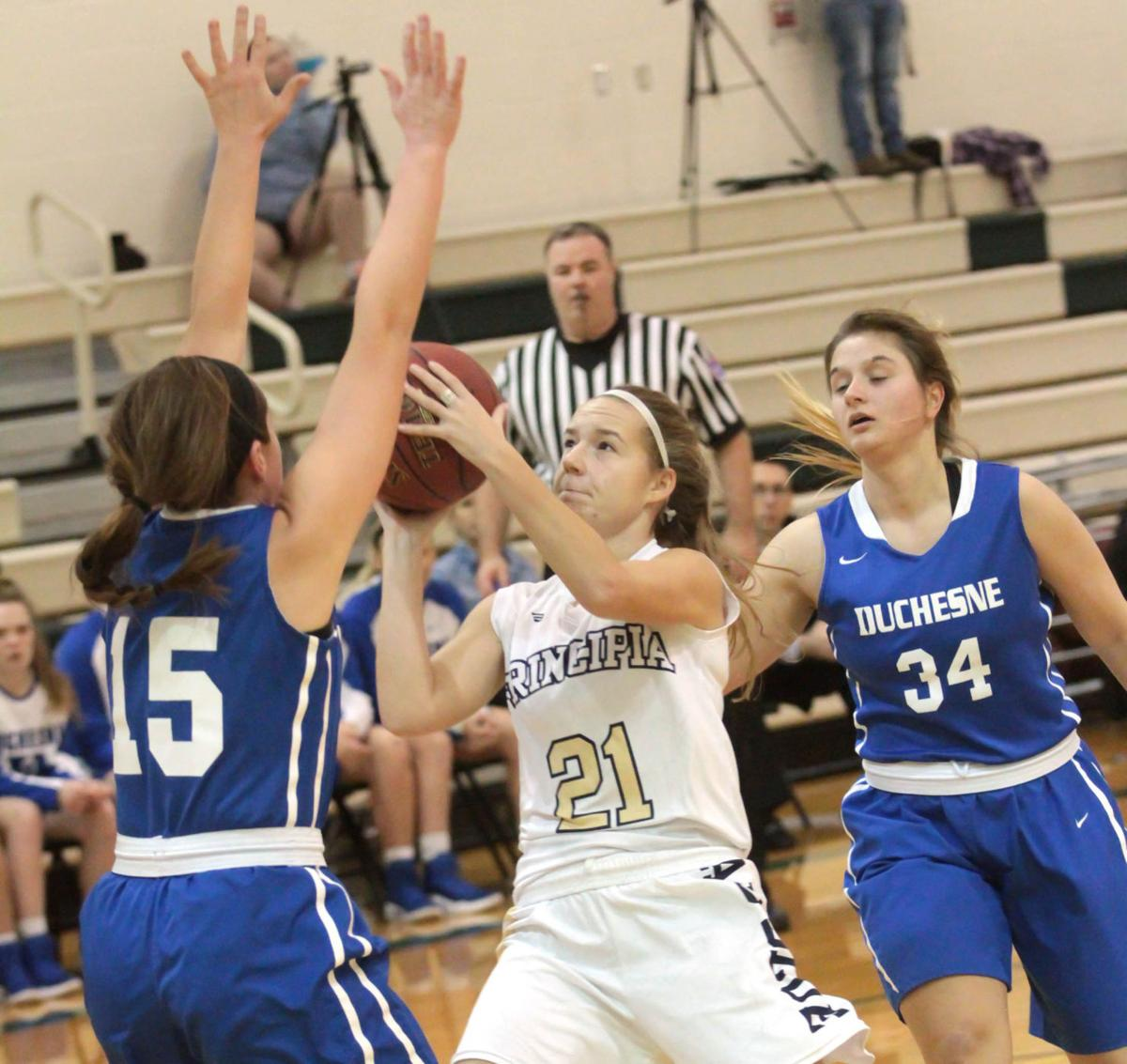 duchesne girls The duchesne eagles have believed since the beginning they were good enough to play in the 1a girls basketball state championship game.
