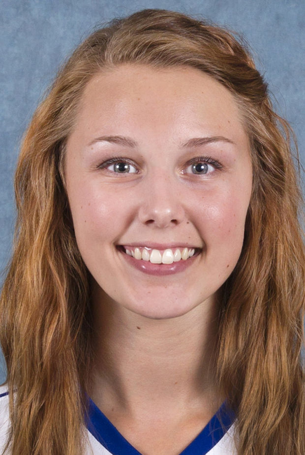Granite City Volleyball Player Earns All Conference Award