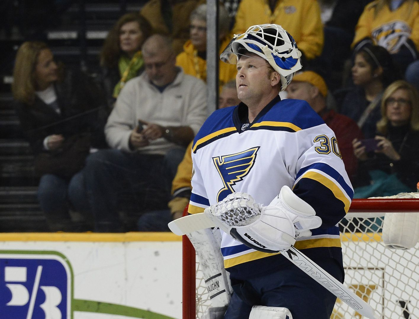 Brodeur Will Be Named Blues' Assistant GM