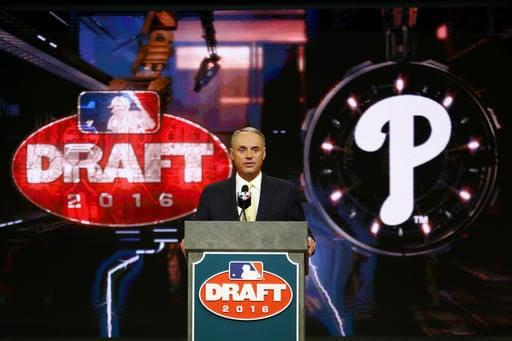 MLB Draft Live: Ongoing coverage, analysis of MLB draft Day 2