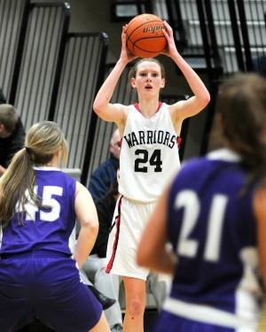 Granite City-Collinsville girls basketball, Natalie O'Keefe