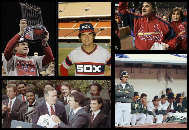 Tony La Russa's top managerial moments